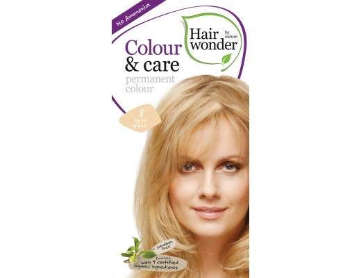 Color&Care hárlitur #8 Light blonde