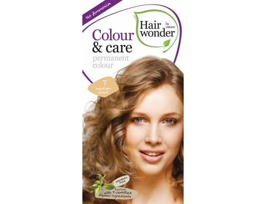 Color&Care hárlitur #7 Medium Blonde