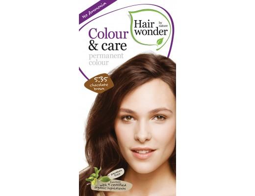Color&Care hárlitur Chocolate Brown 5.35