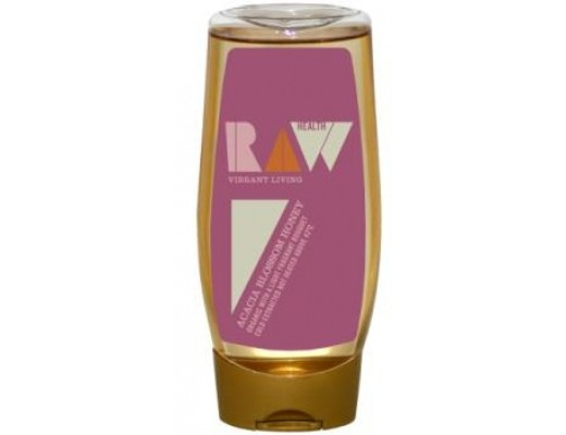 Raw Health Acacia honey 350 gr.