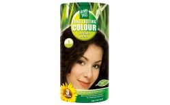 Henna Plus Long lasting hárlitur Medium brown