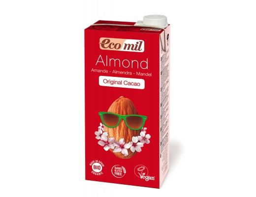 Ecomil Almond Cacao 1 líter