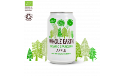 Whole Earth Food Epplagos 330 ml.