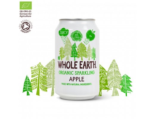 Whole Earth Food Eplagos 330 ml.