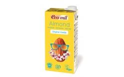Ecomil Almond Original vanilla Bio 1 líter