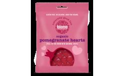 Biona Organic Pomengranate Hearts 75 gr.