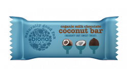 Biona Milk Choco coconuc bar 40 gr.