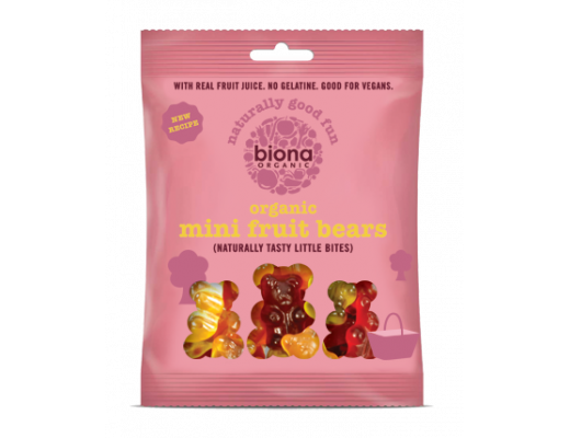 Biona Fruit Bears 75 gr.