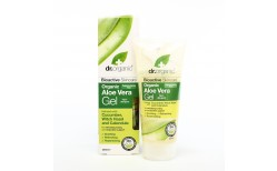 Dr. Organic Aloe Vera Gel with Cucumber, Witch Hazel & Calendula 200 ml.