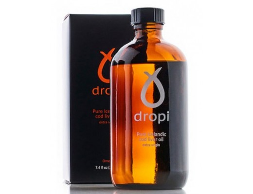 Dropi þorskalýsi 220 ml.