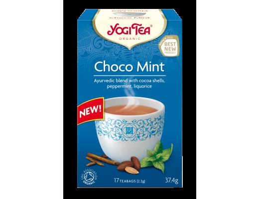 Yogi Choco Mint teabags 17 stk.