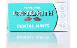 Peppersmith Peppermint Dental Mints 15 gr.