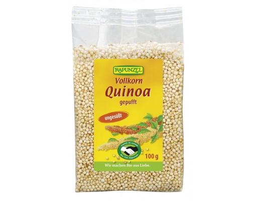Rapunzel Quinoa puffed 100 gr.