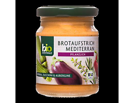 Bio Zenrale spread Mediterranean