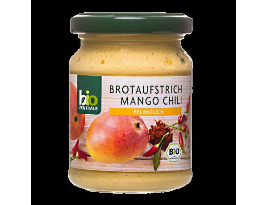 Bio Zentrale smyrja Mango-Chilli 125 gr.