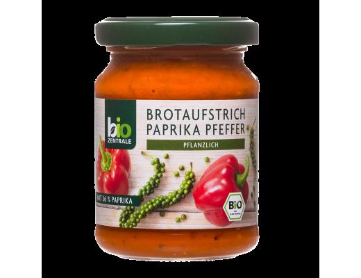 Bio Zentrale smyrja Paprika-pipar 125 gr.