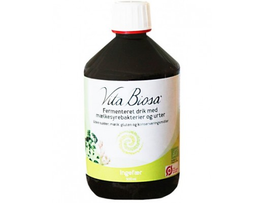 Vita Biosa meltingagerlar engifer 500 ml.