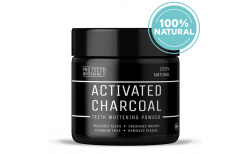 Activated Charcoal tannhvíttunarduft
