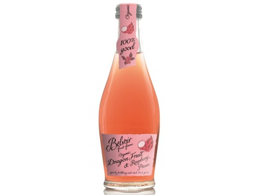 Belvoir Dragonfruit & Rasperry 250 ml.