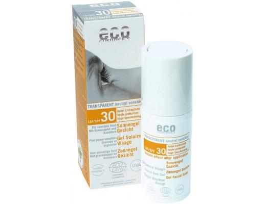 Eco sólarvörn fyrir andlit spray SPF30 30 ml. #vegan