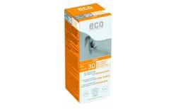 Eco sólarvörn með lit SPF30 75 ml. #vegan