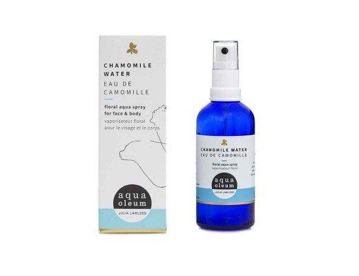 Aqua Oleum Chamomile spray Flower mist 100 ml.