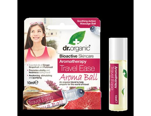 Dr. Organic Aroma Ball #Travel Ease