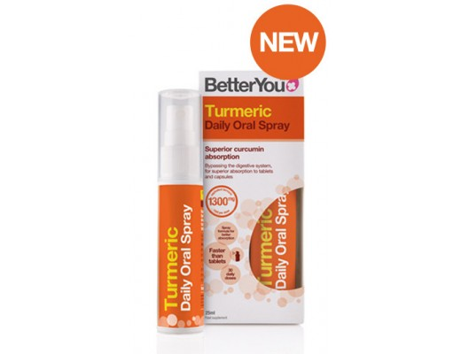 Better You Túrmerik munnúði 25 ml.