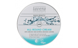 Lavera Basis Sensitiv All-round krem 25 ml.