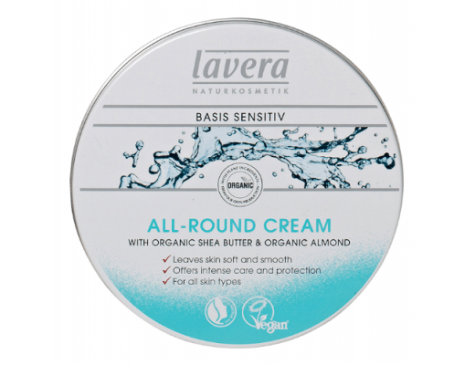 Lavera Basis Sensitiv All-round krem 25 ml.