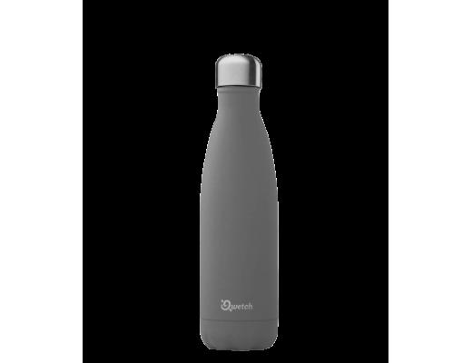 Qwetch drykkjarflaska 500 ml. #Grá hömruð
