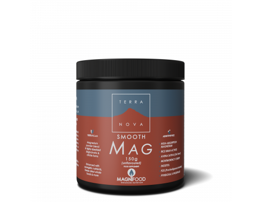 Terranova Smooth Magnesium 150 gr.