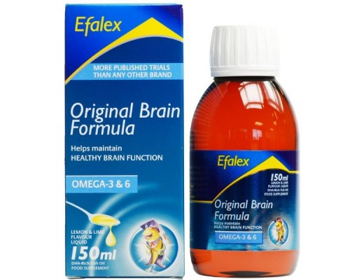 Efalex Liquid 150 ml.