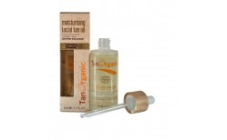 Tan Organic Facial Self Tanning Oil 50 ml.