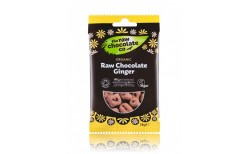 Raw Chocolate Company Organic Snack Ginger 28 gr.