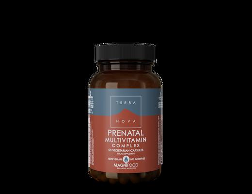 Terranova Prenatal Multivitamin Complex 50 hylki