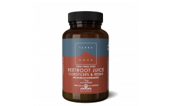 Terranova Beetroot juice, Cordyceps & Reishi Pre workout 70 gr.