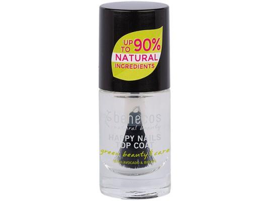 Benecos Nail Polish  5 ml. #Crystal