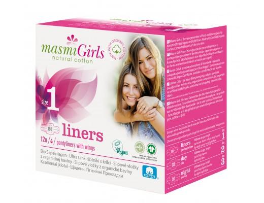 Masmi Girls Innlegg 12 stk.