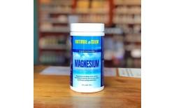 Slökun magnesium lífrænt 150 gr.