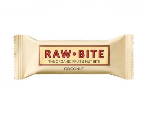 Raw Bite kókos hrábar 50 gr.