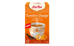 Yogi Turmeric Orange 17 tepokar