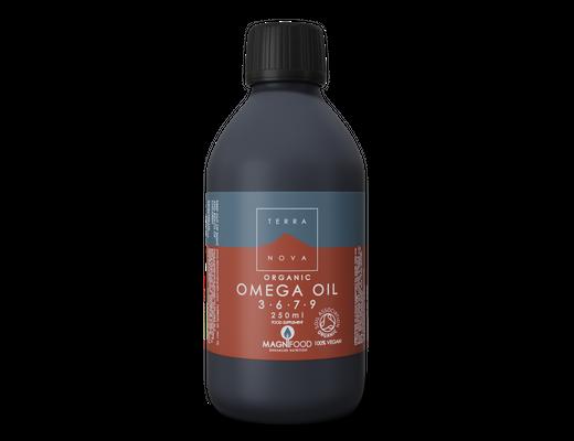 Terranova Omega 3-6-7-9 Oil blanda 250 ml.