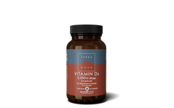 Terranova D3 vitamin 2000iu Complex 50 hylki