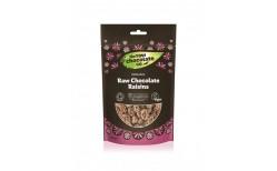 Raw Chocolate Company súkkulaðihjúpaðar rúsínur 125 gr.