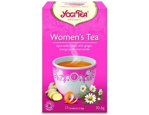 Yogi Tea Women's Tea 17 tepokar