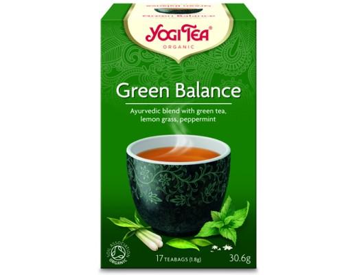 Yogi Green balance 17 tepokar