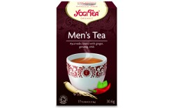 Yogi Men's tea 17 tepokar