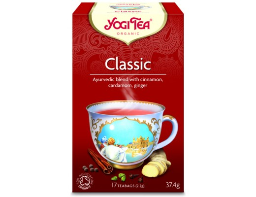 Yogi tea classic original 17 tepokar