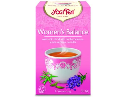 Yogi Tea Women's Balance 17 tepokar